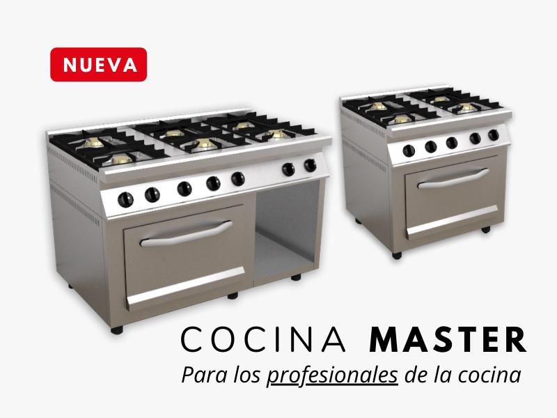 NUEVA Cocina Master